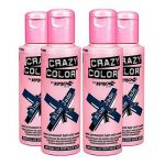 4 x Crazy Colour Blue Jade by Renbow by Crazy Color de la marque Crazy Color image 1 produit