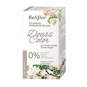 Beliflor Dousscolor Coloration Permanente N°106 Blond Naturel 134 ml de la marque Beliflor  image 0 produit