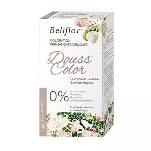 Beliflor Dousscolor Coloration Permanente N°134 Marron Chocolat 140 ml de la marque Beliflor  image 0 produit