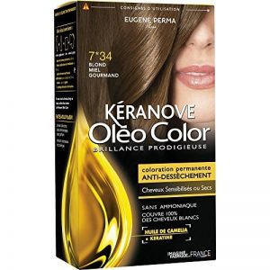 coloration cheveux blond miel TOP 7 image 0 produit