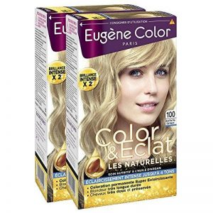 coloration cheveux blonde TOP 2 image 0 produit