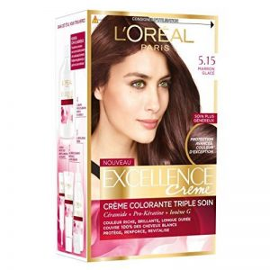 coloration cheveux marron glace TOP 5 image 0 produit