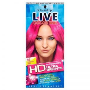 coloration cheveux rose permanent TOP 3 image 0 produit