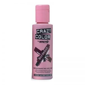 Crazy Color Coloration Fugace Bordeaux 100 ml de la marque Crazy Color image 0 produit