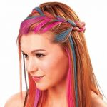 Hot Huez 4 Pack Temporary Bright Coloured Hair Chalk Kit de la marque Hot Huez image 2 produit