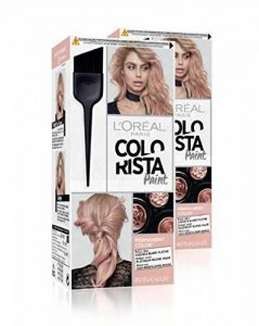 L'Oréal Paris - Colorista Paint - Coloration Permanente Rose 10.22 - Lot de 2 de la marque image 0 produit