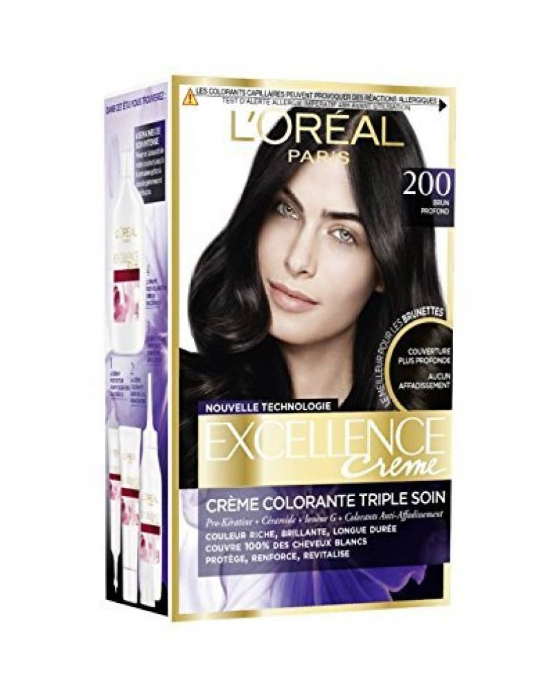 L'oreal coloration cheveux gris