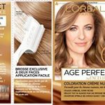L'Oréal Paris - Excellence Age Perfect - Coloration Permanente Cheveux Matures & Très Blancs - Nuance 7,31 Blond Caramel - Lot de 2 de la marque LOréal-Paris image 1 produit