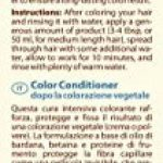 Logona Soins Colorants Masque Fixateur Coloration/Color Conditionner 150 ml de la marque Logona image 2 produit