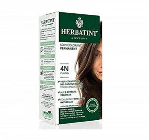 Phytoceutic Herbatint 4N/Chatain Gel Permanent 150 ml de la marque Phytoceutic image 0 produit