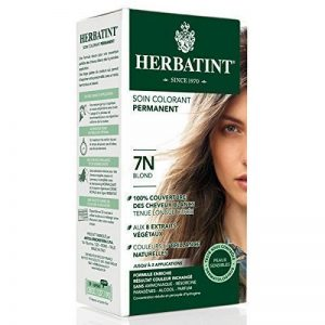 Phytoceutic Herbatint 7N/Blond Gel Permanent 120 ml de la marque Phytoceutic image 0 produit