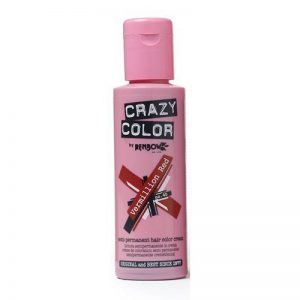 Renbow Crazy Color Hair Colour Cream Coloration Semi-permenant 40 Vermillion Red de la marque Renbow image 0 produit