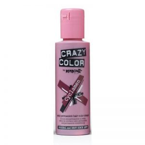 Renbow Crazy Colour Temporary Hair Dye - Cyclamen - 100ml de la marque Crazy Color image 0 produit