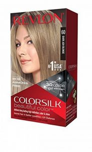 REVLON Colorsilk Coloration Permanente N°60 Dark Ash Blonde de la marque REVLON-PROFESSIONAL image 0 produit
