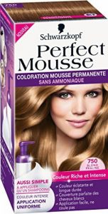 Schwarzkopf Perfect Mousse - Coloration Permanente - Blond Praline 750 de la marque Schwarzkopf image 0 produit