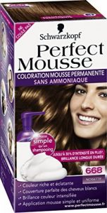 Schwarzkopf Perfect Mousse - Coloration Permanente - Noisette 668 de la marque Schwarzkopf image 0 produit