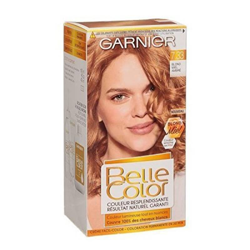 Colorant capillaire garnier 5 0 Г©valuations